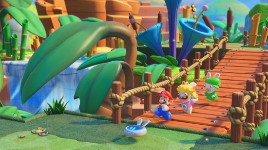 Mario & Rabbids Kingdom Battle