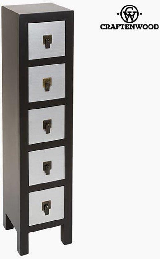 Ladenkast Voor Schoenen.Bol Com Ladenkast 25 X 24 X 108 Cm Craftenwood