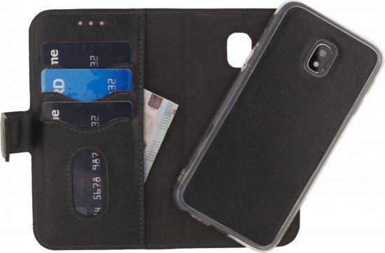 Mobilize Premium 2in1 Gelly Wallet Case Samsung Galaxy J3 2017 Black