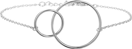 Selected Jewels Rounds Armband 1327794 (Lengte: 16.50-19.00 cm)