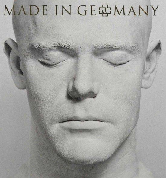 CD cover van Made In Germany 1995 - 2011 (Deluxe Edition) van Rammstein