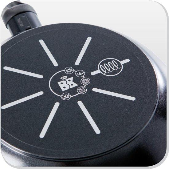 BK Easy Induction Hapjespan met Deksel 24 cm