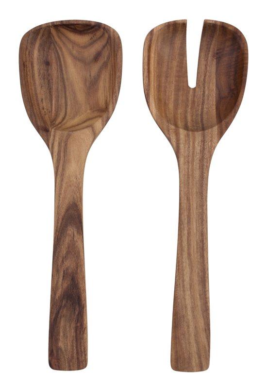 Villeroy & Boch Artesano Original Slabestek - 2 delig - Hout