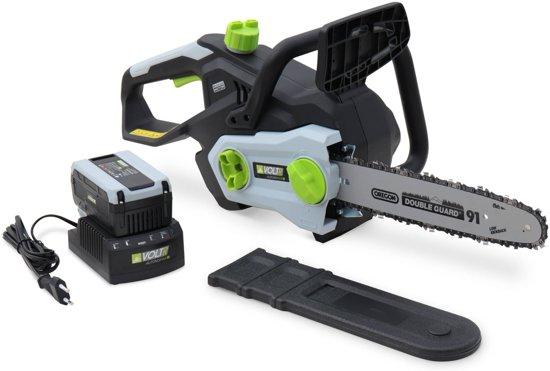 VOLTR AutonoMAX [S] 40V - Kettingzaag 30 cm (12 ) - Nieuwe generatie - Oregon ketting en geleider, Samsung Lithium 2.5Ah batterij + oplader, brushless motor, CE-normen
