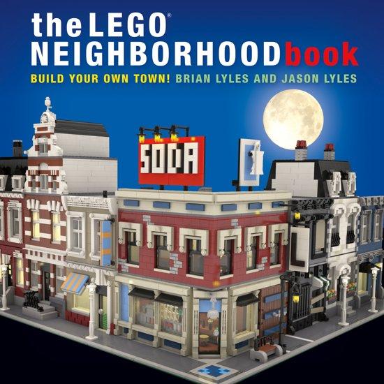 Boek cover Lego neighborhood book (01) van Brian Lyles (Paperback)
