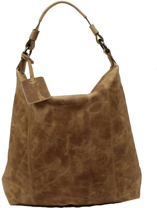Burkely VICTORIA HOBO - Hobotas - Taupe