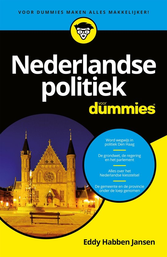 Voor Dummies - Nederlandse politiek voor dummies