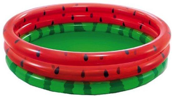 Intex Zwembad Watermeloen 186x38 centimeter