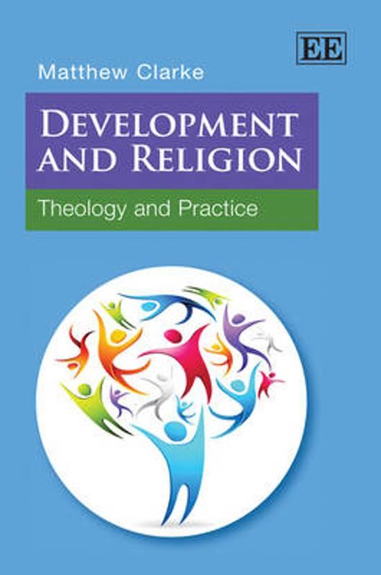Development and Religion