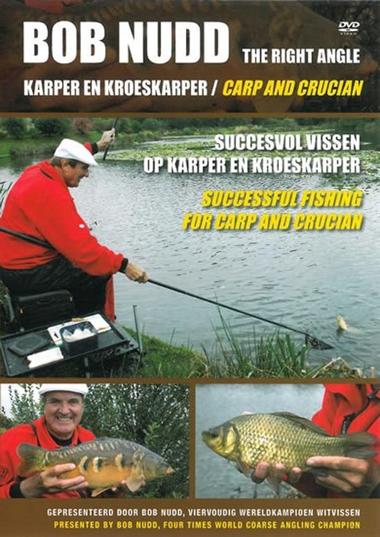 Bob Nudd: Karper & Kroeskarper