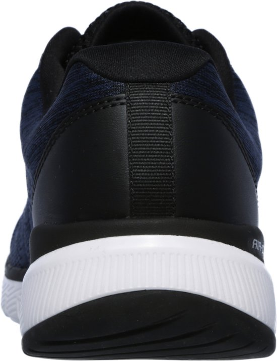 Skechers Sneakers Heren FLEX ADVANTAGE 3.0 STALLY 52957 BLBK Blue Black