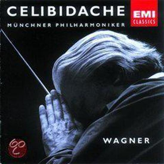 Celibidache - Wagner: Orchestral Music / Munich PO
