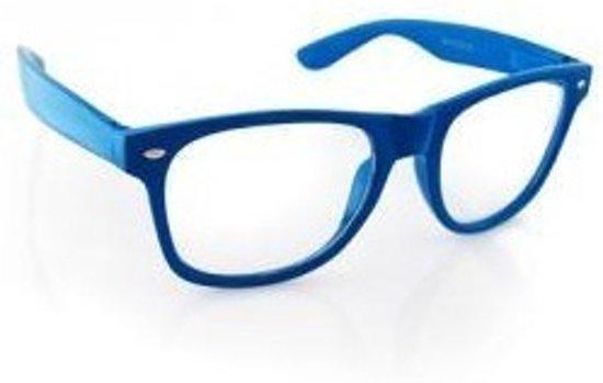 fe5c51cfb4b7cb Blue Block Bril (geen sterkte) - Blauw - Speciaal voor PC