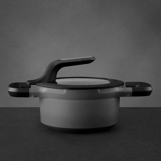 Berghoff Gem Line kookpot met deksel 16 cm