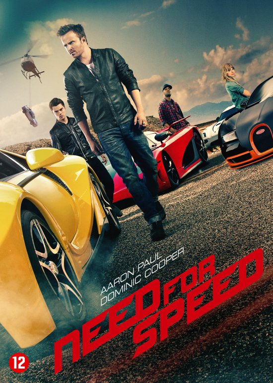 need for speed 2d 3d blu ray aaron paul dvd 39 s. Black Bedroom Furniture Sets. Home Design Ideas