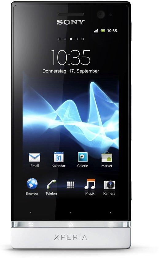 Sony Xperia U - Wit
