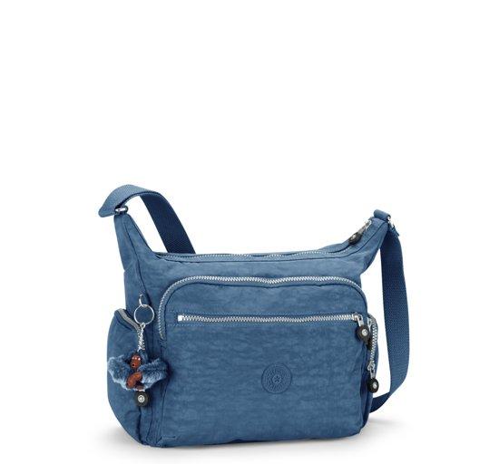 1888013d654 bol.com | Kipling Gabbie - Schoudertas - Jazzy Blue