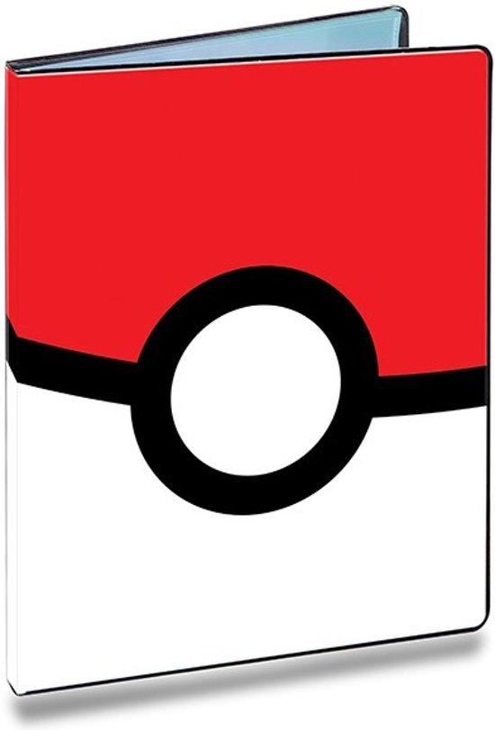 Afbeelding van het spel Pokemon verzamelmap 9-pocket Pokeball