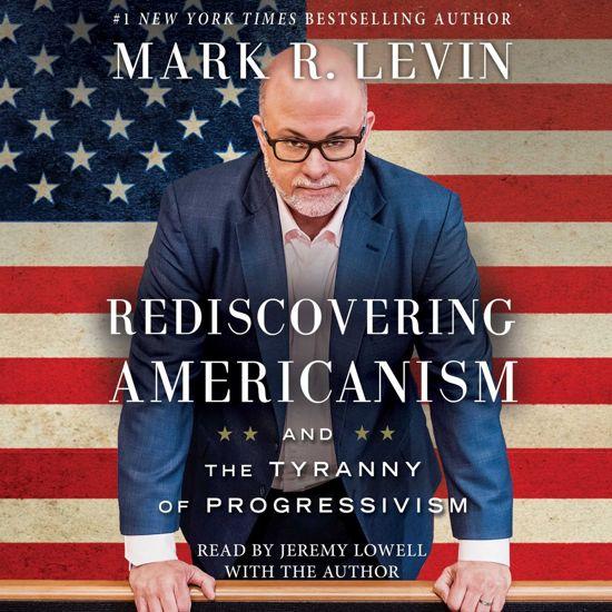 Boek cover Rediscovering Americanism van Mark R. Levin (Onbekend)