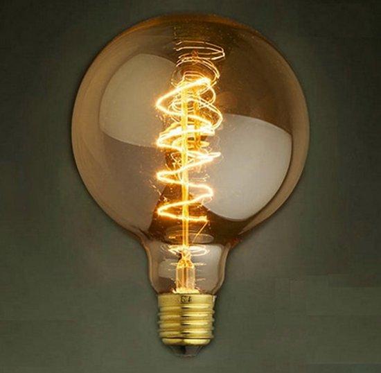 bol.com | Vintage Gloeilamp - Retro Verlichting - Hanglamp ...