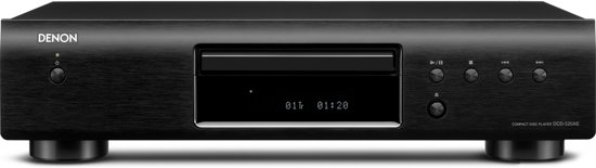 Denon DCD-520 - CD-speler - Zwart
