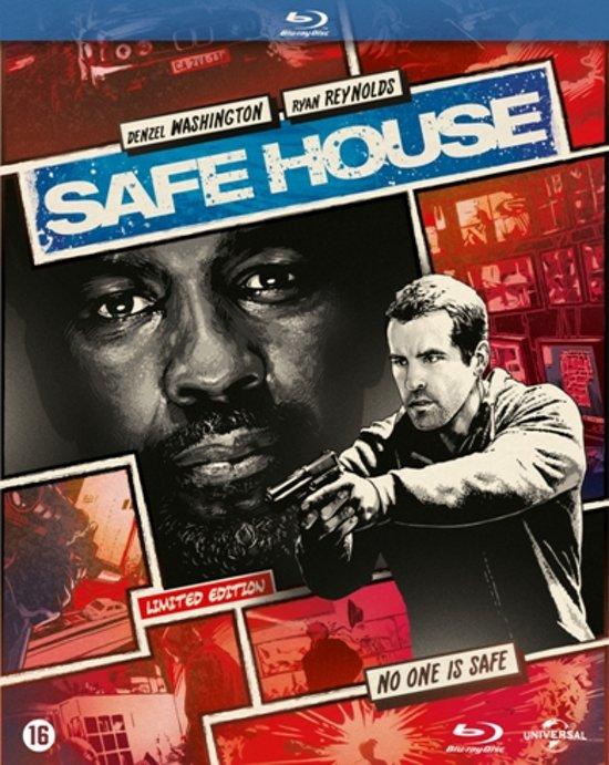 SAFE HOUSE (D/F) [BD] (RH)