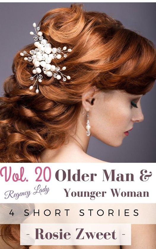 Bundle: Older Man & Younger Woman Vol. 20 (4 short stories)