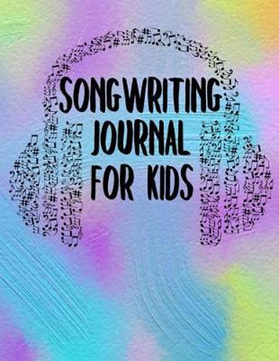 Songwriting Journal For Kids