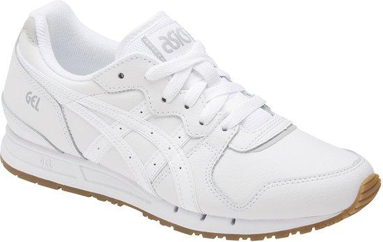 Asics Gel-Movimentum HL7G7-0101, Vrouwen, Wit, Sneakers maat: 39,5 EU