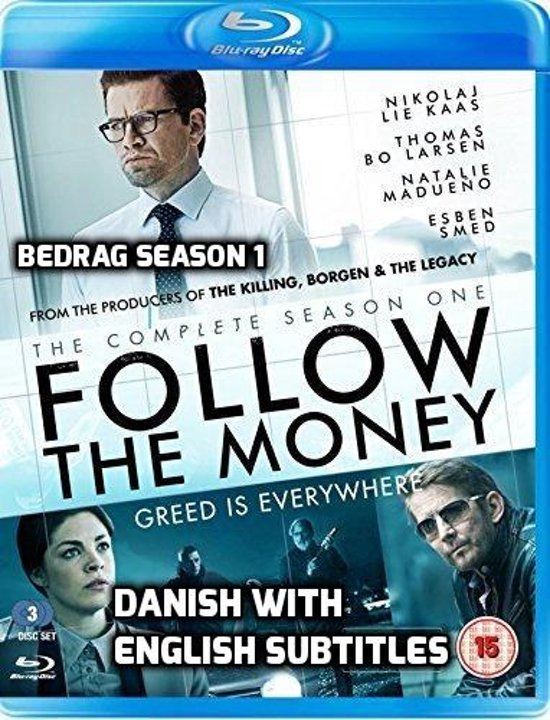 Follow The Money Season 1 (Aka Bedrag) [Blu-ray](English subtitled)