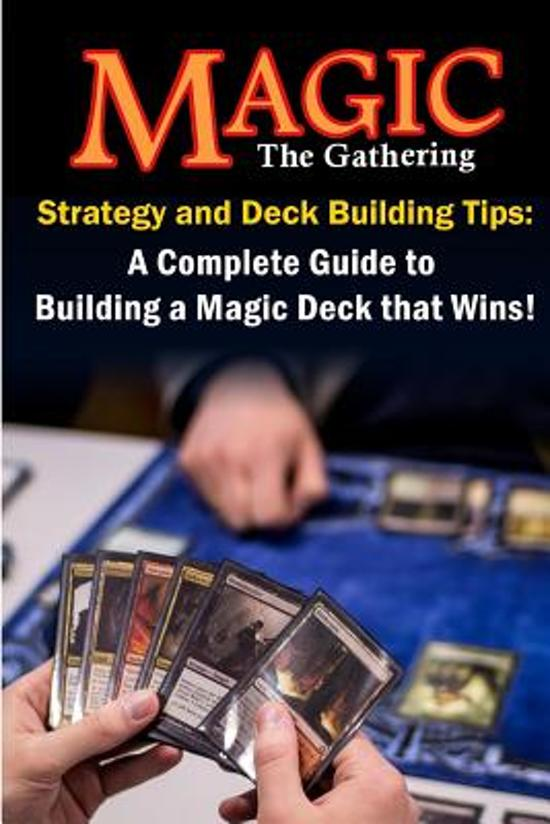 bol com | Magic the Gathering Strategy and Deck Building