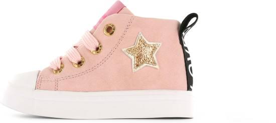a816e2b0ef9 bol.com | Shoesme Meisjes Sneakers - Roze - Maat 27