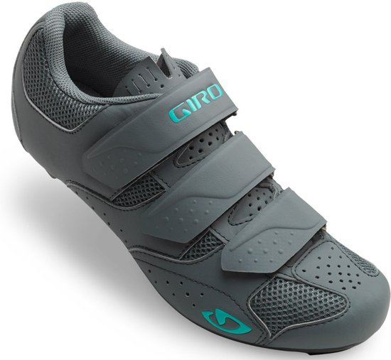 Giro Techne schoenen Dames grijs Schoenmaat EU 39