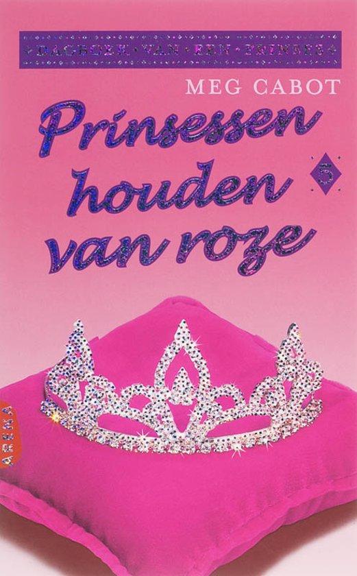 Prinsessen Houden Van Roze