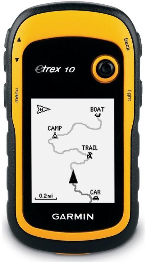 Garmin eTrex 10 - Wandelnavigatie - 2.2 inch scherm