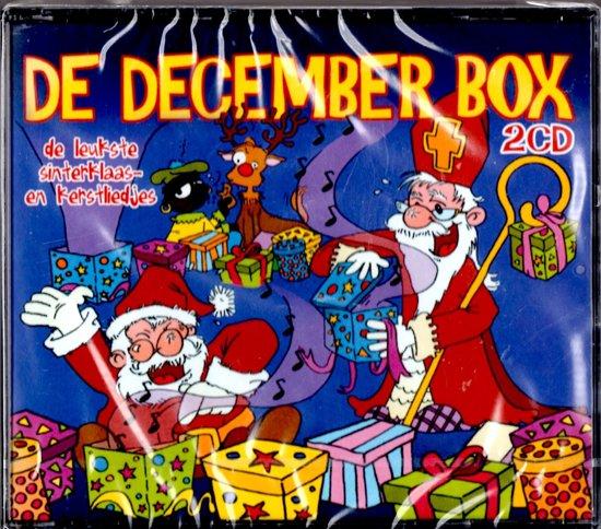 De Decemberbox - De leukste Sint- en Kerstliedjes (2cd)