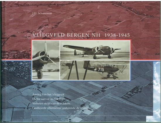 Vliegveld Bergen NH 1938-1945