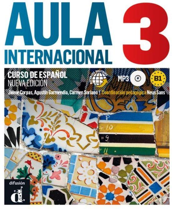 Boek cover Aula 3 Internacional - Nueva Edicion van Albert Espinosa (Hardcover)