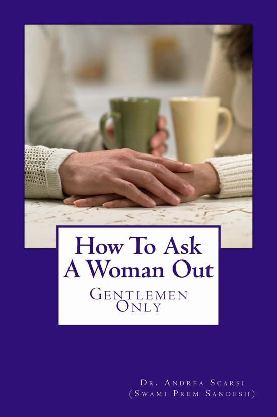 How to ask a woman out for coffee
