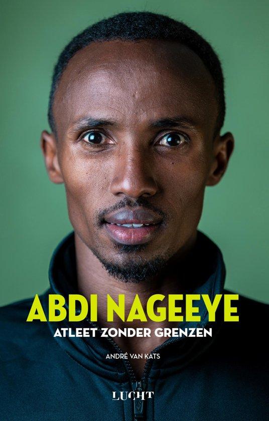 Boek cover Atleet zonder grenzen van Andre van Kats (Onbekend)