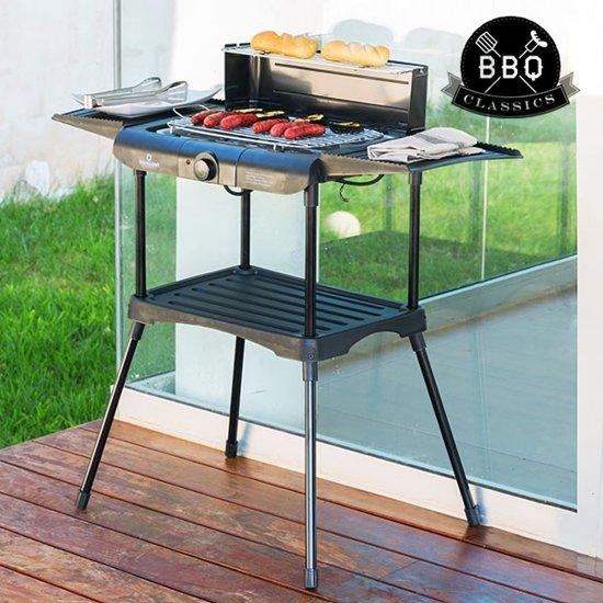 BBQ Classics YR4 Elektrische Barbecue met Poten