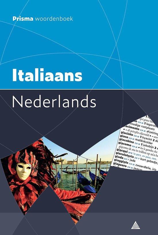 woordenboek italiaans nederlands