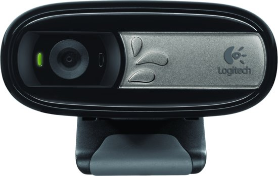 Logitech C170 - Webcam