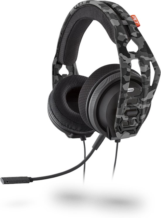 Plantronics RIG 400HX - Gaming Headset - Official Licensed - Xbox One - Camo