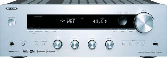 ONKYO TX-8250 Netwerk Stereo Receiver - Zilver