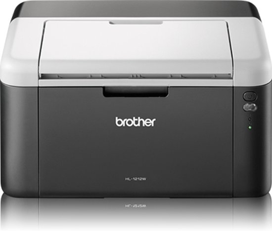 Brother HL-1212WVB - Wi-Fi Zwart-Wit Laserprinter +5 toners