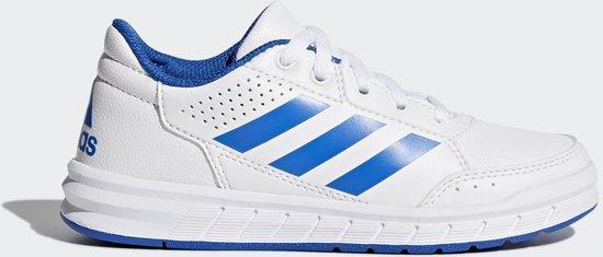 adidas Altasport K Sneakers Kinderen - Ftwr White/Blue/Ftwr White