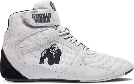 Gorilla Wear Perry High Tops Pro - Wit - 42