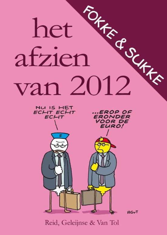 Fokke & Sukke - Het afzien van 2012