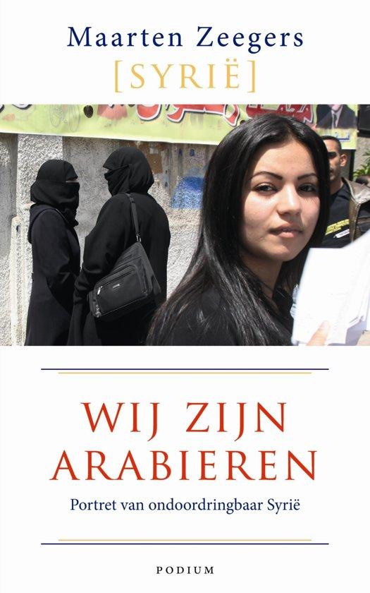 maarten-zeegers-wij-zijn-arabieren
